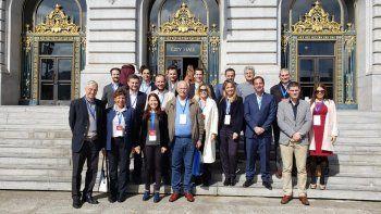 Luque fue invitado a una capacitación internacional sobre políticas públicas