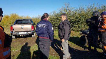 Hallaron con vida al joven desaparecido en Trevelin
