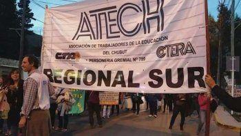 atech pide la emergencia edilicia y evalua un paro