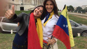 Catherine Fulop comparó el Holocausto con Venezuela