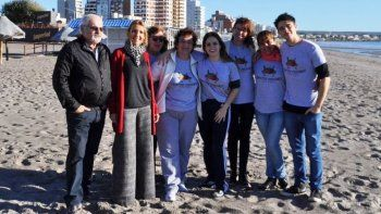 Ganadores del Bailando en Madryn para cumplir el sueño de Juntos Podemos