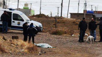 El cuerpo de Miguel Ángel Melo, fue hallado en una calle de tierra en inmediaciones de la rotonda de circunvalación de la ruta Nacional 3.