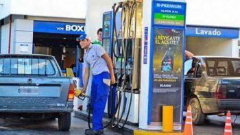 La venta de combustibles cerró el trimestre en rojo