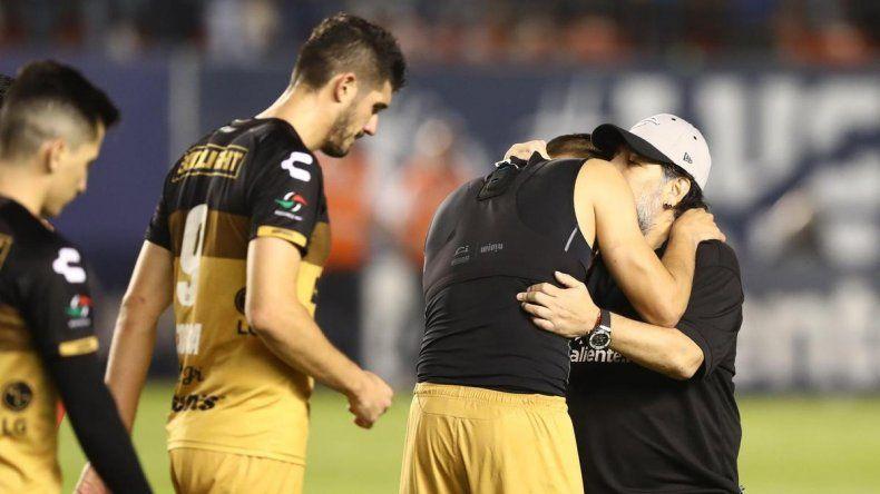 Dorados perdió en tiempo suplementario y Maradona se quedó sin ascenso