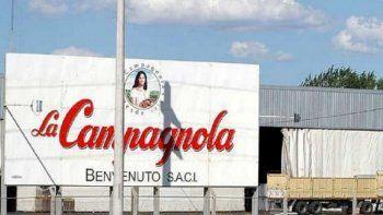 Cerraron dos fábricas de La Campagnola
