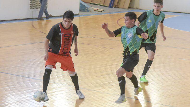La Vecindad venció 3-1 a Ramone Stone por la categoría A5 del torneo Apertura de futsal.