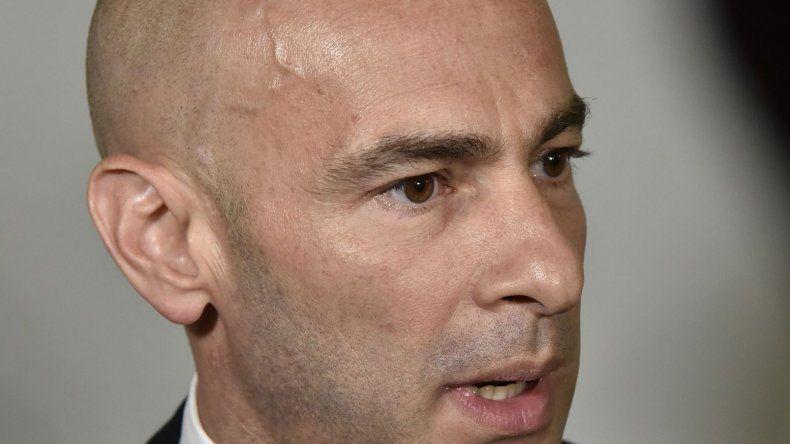 El ministro Massoni fue el vocero de lo que se debatió en la reunión de gabinete.
