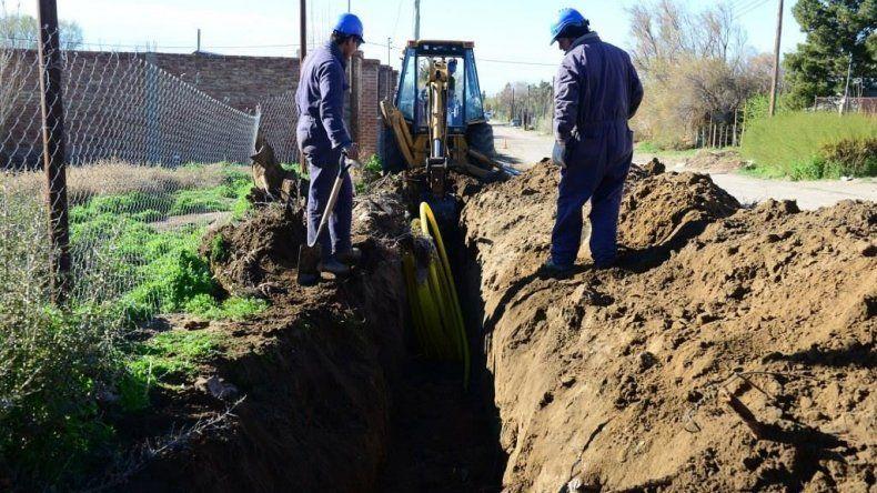 Inaugurarán redes de gas que beneficiarán a más de 1000 personas
