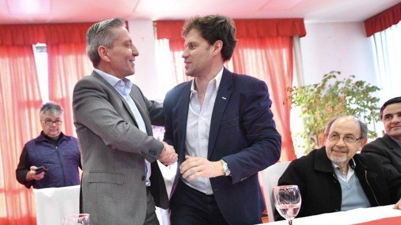 El empresario Nicolás Herrera agradeció al gobernador Arcioni por tomar la iniciativa.