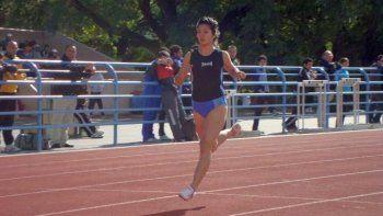 La atleta madrynense María Ayelén Diogo es una de las convocadas para el Sudamericano de Lima.