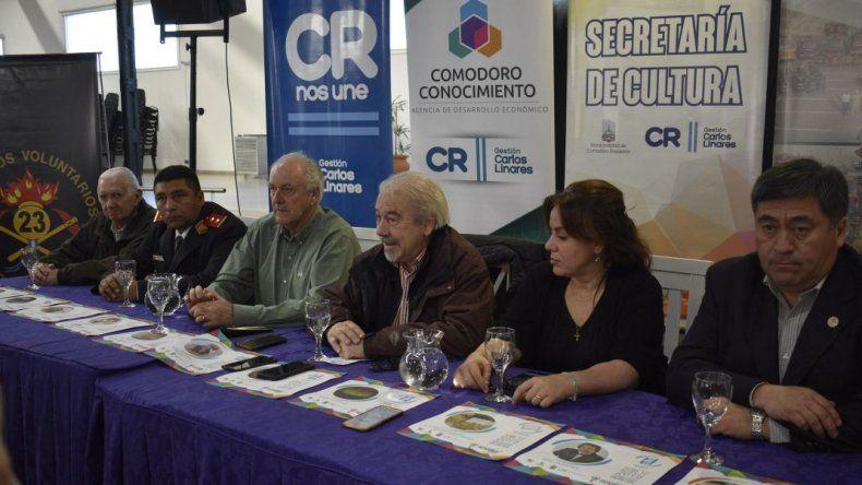 Shows en vivo, capacitaciones y presentaciones de libros en Patagonia Viva