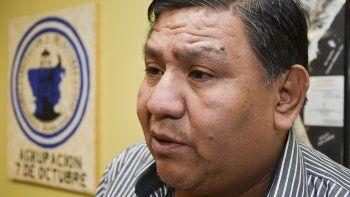 Jorge Avila confirmó que la implementación del fracking en Chubut será uno de los temas en agenda.