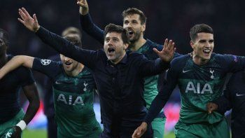 Mauricio Pochettino, el DT argentino que puso al Tottenham en la final de la Champions League.