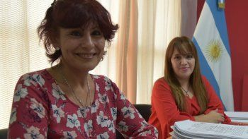 La profesora Patricia Quiroga se hizo cargo de la Dirección de Escuelas Regional Zona Norte.