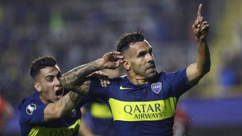 Boca venció a Paranaense y podría cruzarse con River en octavos