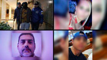 ¿quienes son los detenidos por el ataque a olivares y yadon?