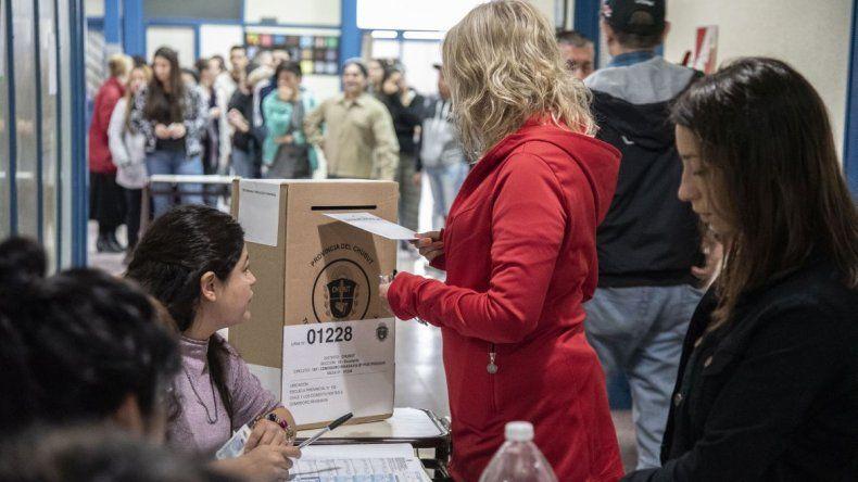 ¿Cuántas veces más deben votar los chubutenses?