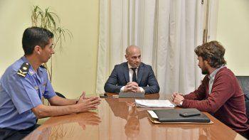 Chubut firmó con Nación un convenio para  unificar protocolos de búsqueda de personas