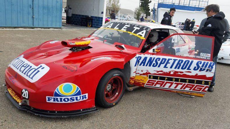 Con 24 máquinas disputará el TC Austral la tercera prueba del año en Trelew.