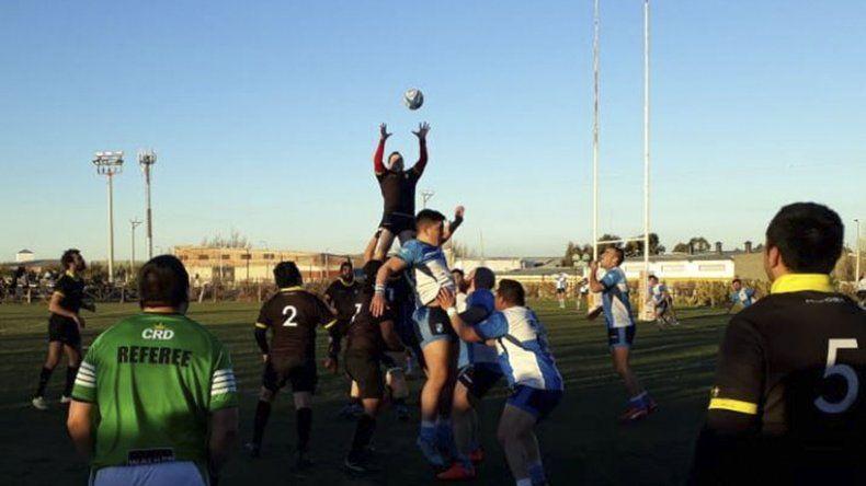 El rugby tendrá acción en canchas de Deportivo Portugués y Chenque RC.