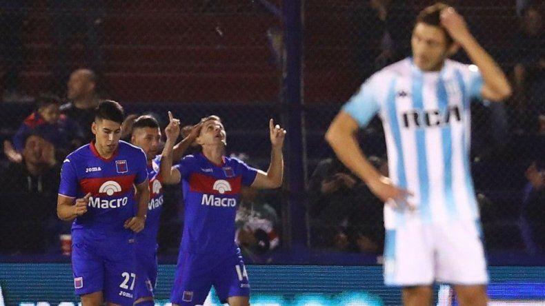 El campeón argentino perdió con uno de los descendidos