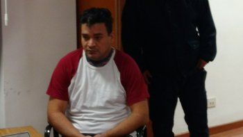 alcala fue imputado por el femicidio de lorena piedras