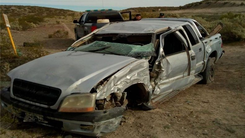 Accidente fatal sobre ruta 25, cerca de Trelew