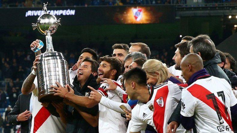 Ya están los días y horarios de la Copa Libertadores