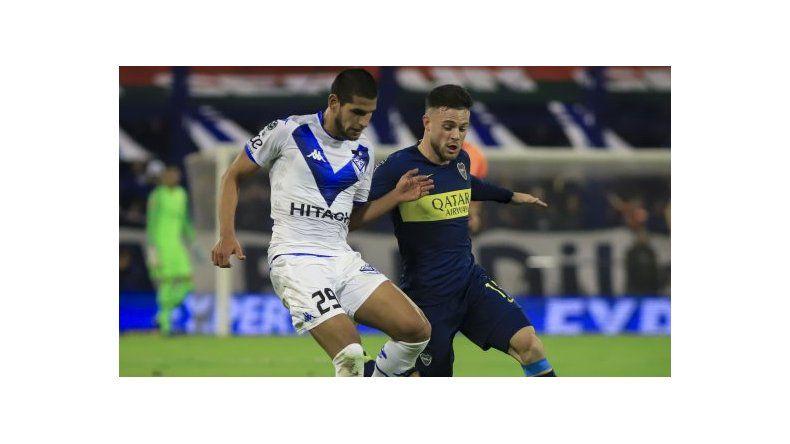 Boca viene de rescatar un buen empate en Liniers.