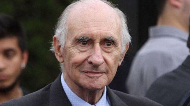 El expresidente Fernando De la Rúa nuevamente internado