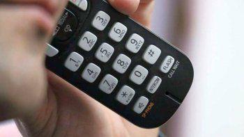 Estafas telefónicas por más de 80 mil pesos en Sarmiento
