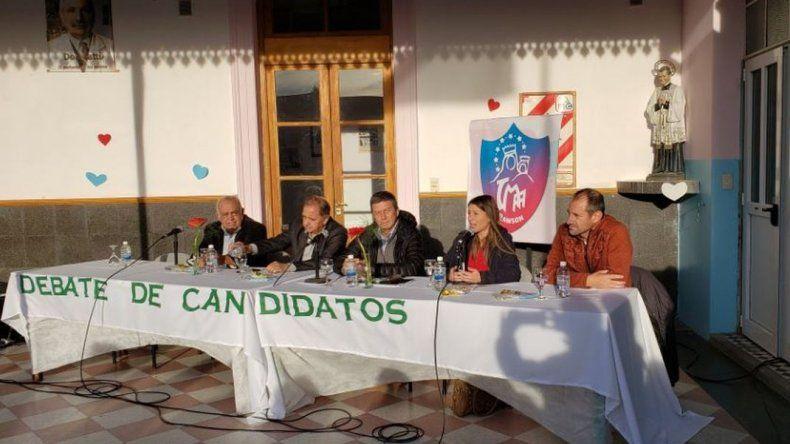 Mirá completo el debate de candidatos a gobernador de Chubut