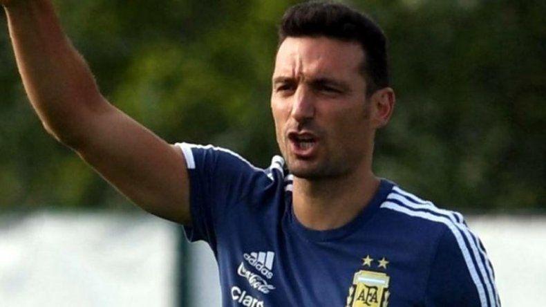 El director técnico Lionel Scaloni dio a conocer una lista de 40 futbolistas de cara a la Copa América