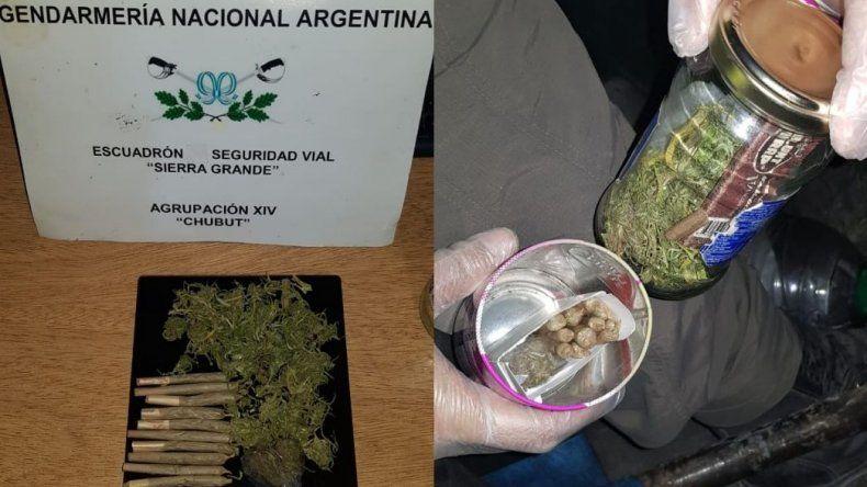 Secuestran marihuana en camión que venía de Río Colorado a Comodoro