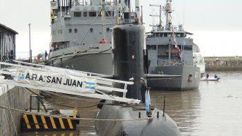 aguad le echo la culpa a los submarinistas por el hundimiento