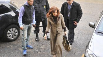 Cristina Kirchner se presentará el próximo martes en Comodoro Py