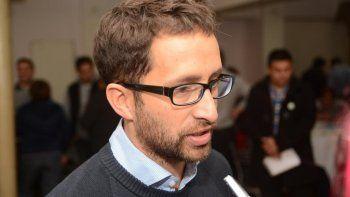 Germán Issa Pfister, secretario de Economía.