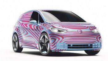 volkswagen id3: generacion electrica