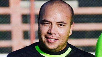 Matías Ferreyra, árbitro del partido ante Racing Club