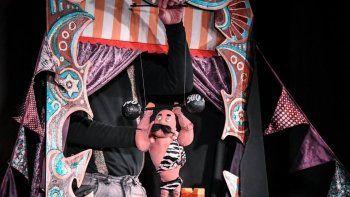 Circo en Miniaturas se presentará este domingo, a las 16, en el Espacio Social Cultural Patria Grande.