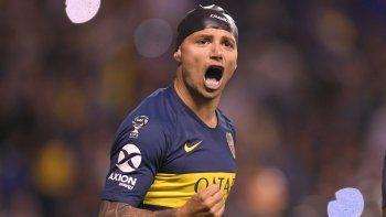 Mauro Zárate gritó con alma y vida el gol que le marcó en la definición por penales a Vélez, su exclub.