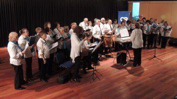 el coro polifonico municipal se presentara para conmemorar el 25 de mayo
