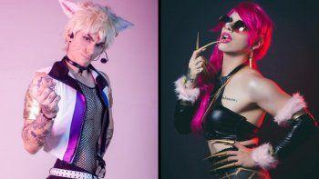el hijo otaku y drag queen de alberto fernandez
