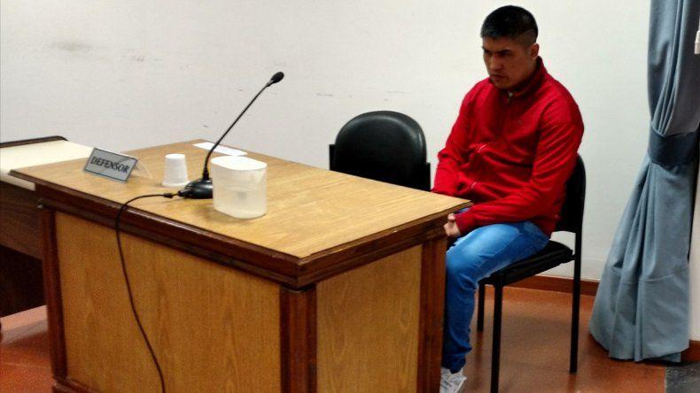 Neihual podría ser condenado hasta a 30 años de prisión.