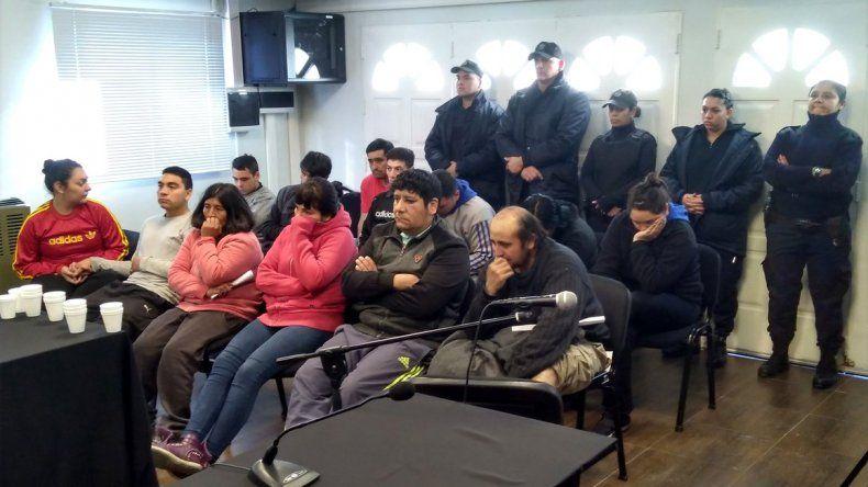 Liberaron a los detenidos por los incidentes en Casa de Gobierno