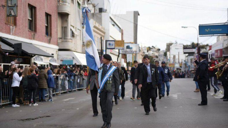 25 de Mayo: el sábado se realizará el tradicional desfile cívico-militar