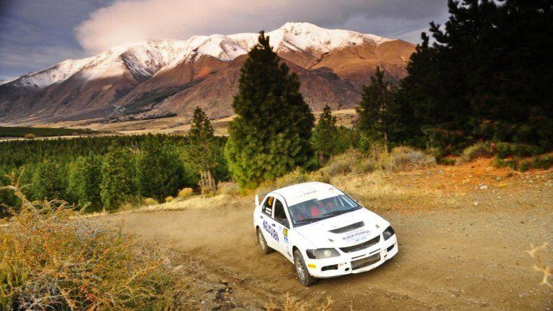 El rally argentino volverá a correr en Esquel luego de cuatro años.
