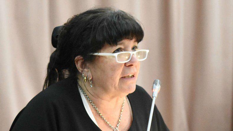 Confirman condena para la diputada Dufour