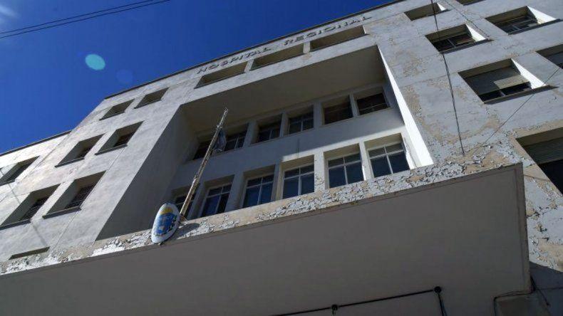 Renunció el director Asociado de la Unidad de Gestión Clínica del Hospital Regional