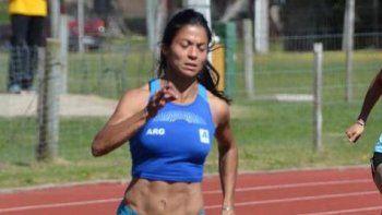 María José Diogo estará compitiendo en tres pruebas.
